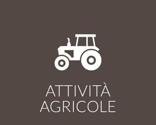 attività agricole